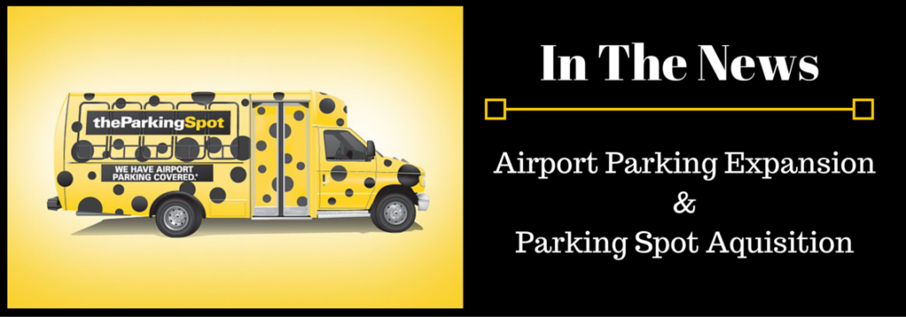 airport parking expansion