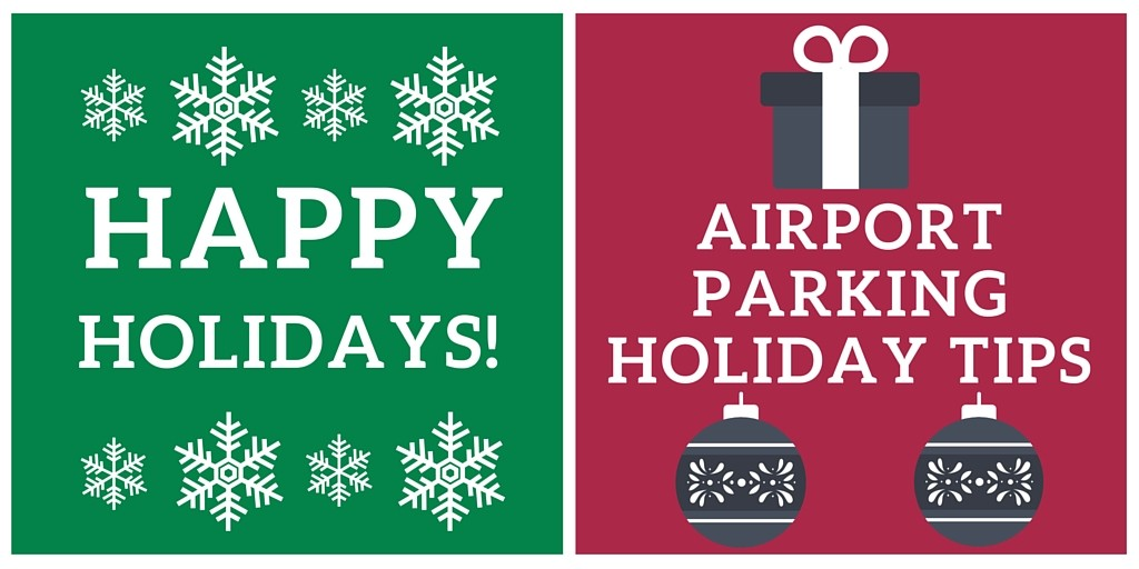 christmas airport parking discounts