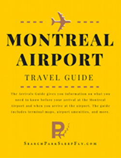 YUL Arrivals - Montreal Airport travel guide ebook